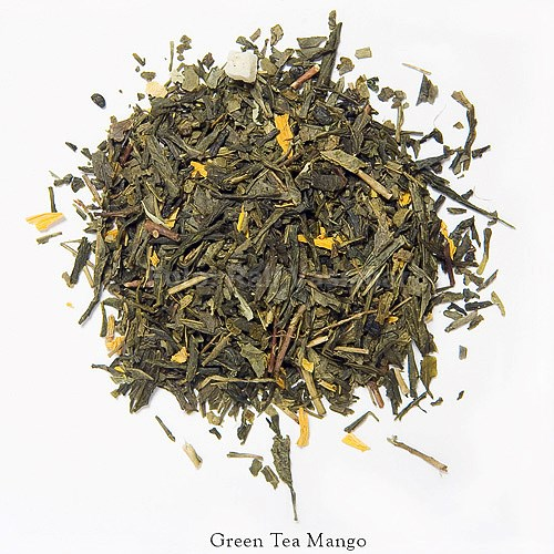 Green Tea Mango